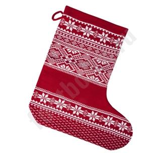 Носок для подарков «Скандик» арт 2211