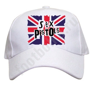 """Бейсболка  """"Sex Pistols"""""""