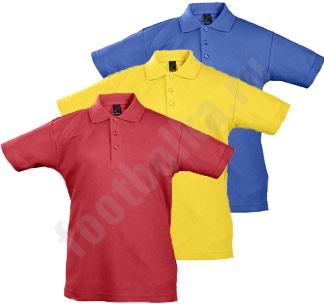 Комплект 3 рубашки-поло Summer арт.1379