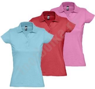 Комплект 3 рубашки поло Pussion. арт.4798