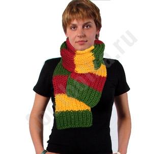 Растаманский шарф