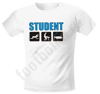 "Футболка  ""Студент"""