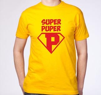 "Футболка ""Супер пупер"""