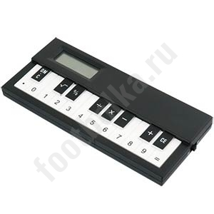 Музыкальный калькулятор