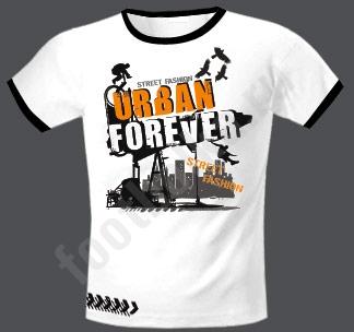 "Футболка FREEdom ""Urban Forever"""
