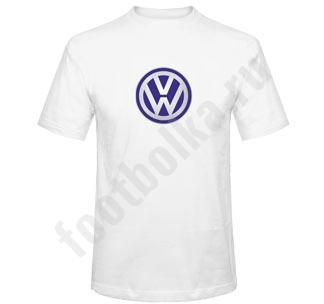 """Футболка """"Volkswagen"""""""