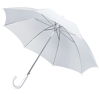 Белый зонт арт.1233