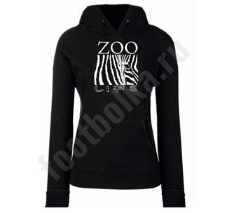 """Толстовка женская """"Zoo Life"""""""